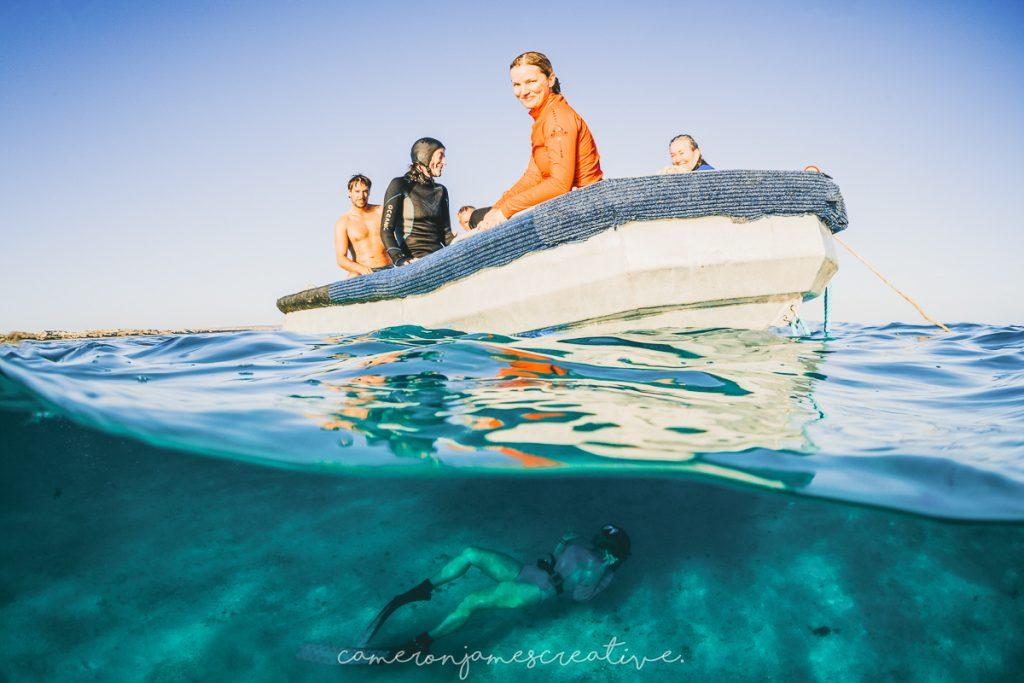 Liveaboard dans l'archipel de Ningaloo en Australie dans notre article Plongée sous-marine : 20 destinations de plongée à travers le monde #plongee #plongeesousmarine #voyage #destination