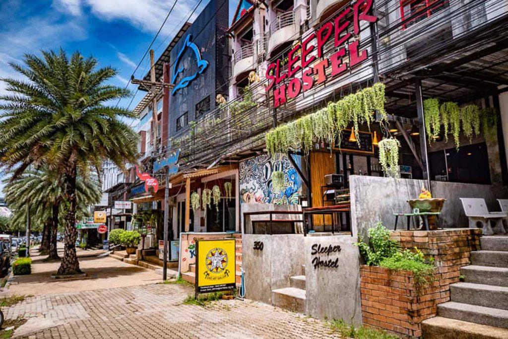 Hébergements en Thaïlande dans notre article 7 idées préconçues sur la culture thaïlandaise et la Thaïlande #thailande #culture #culturethailandaise #tabou #voyage #asie #asiedusudest