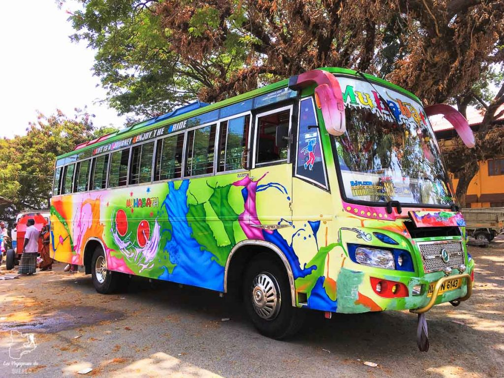 Prendre le bus en Inde pour se déplacer dans le pays dans notre article Bus et train en Inde : Démystifier la réservation de train en Inde et de bus #train #bus #inde #voyage #transport #sedeplacer