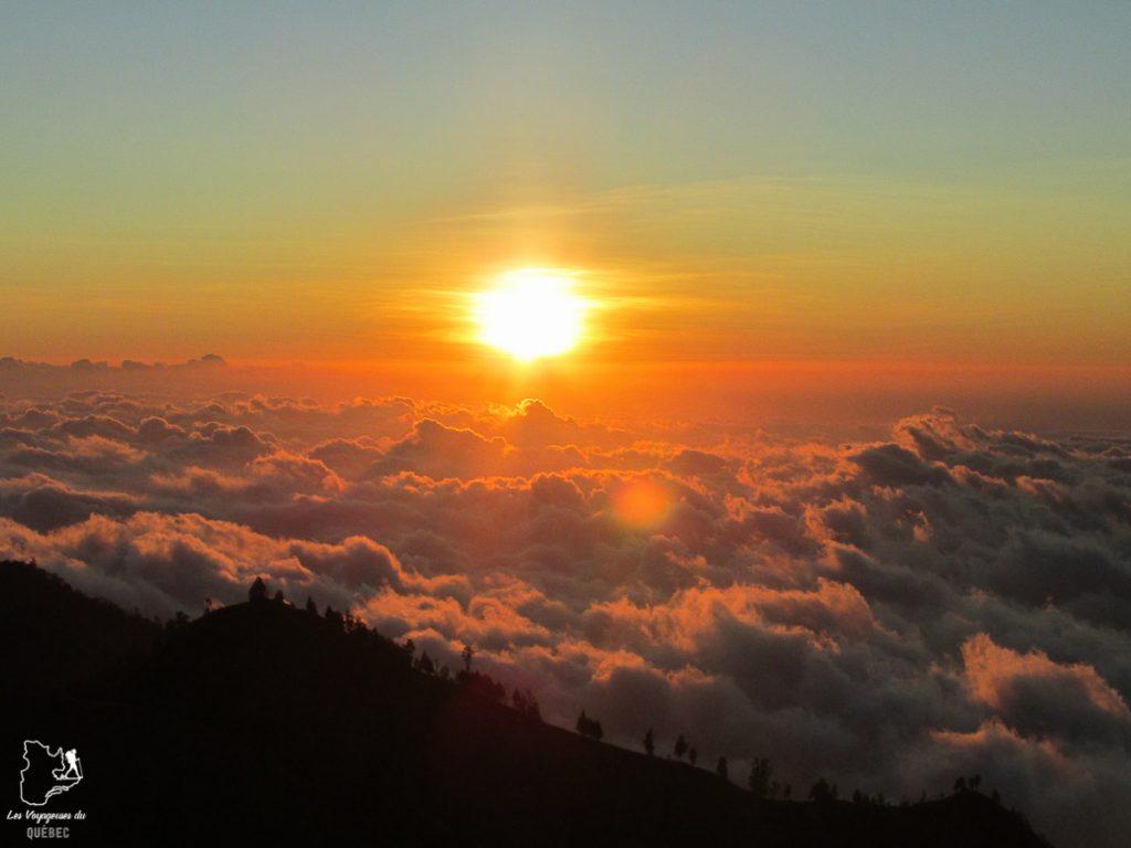 Trekking au Rinjani : Mon ascension du volcan Rinjani à Lombok en Indonésie #rinjani #volcan #trekking #randonnee #lombok #indonesie