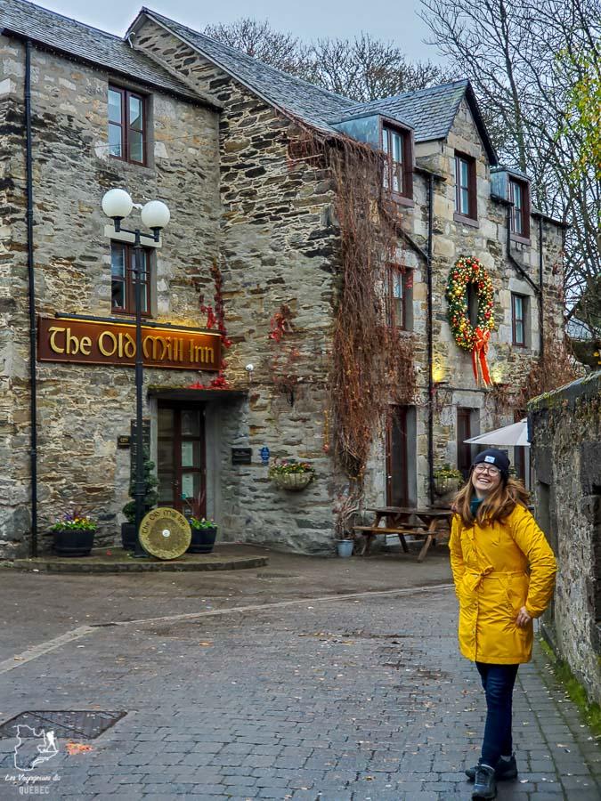Pithlocry, arrêt lors d'un road trip en Écosse dans notre article Road trip en Écosse : Une semaine de road trip sportif et gastronomique #ecosse #roadtrip #europe #grandebretagne #royaumeunis #voyage
