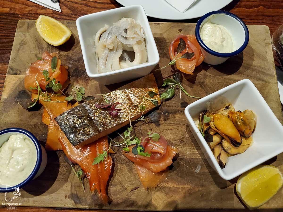 Plateau de fruits de mer, à tester lors d'un voyage gourmand en Écosse dans notre article Road trip en Écosse : Une semaine de road trip sportif et gastronomique #ecosse #roadtrip #europe #grandebretagne #royaumeunis #voyage