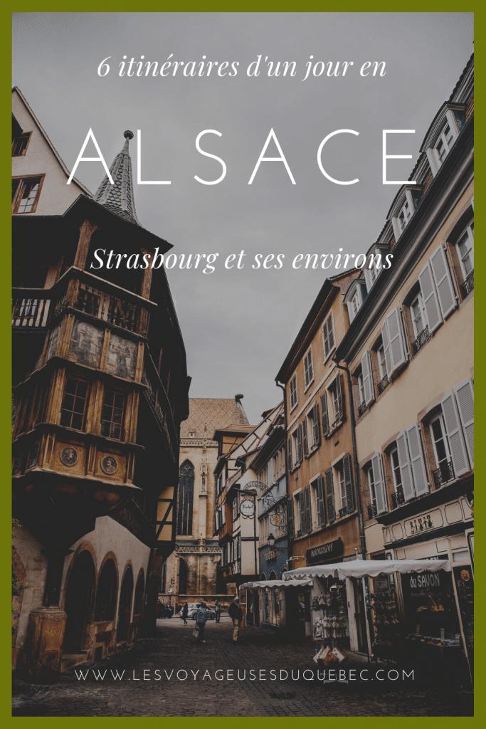 Visiter Strasbourg en Alsace et ses environs