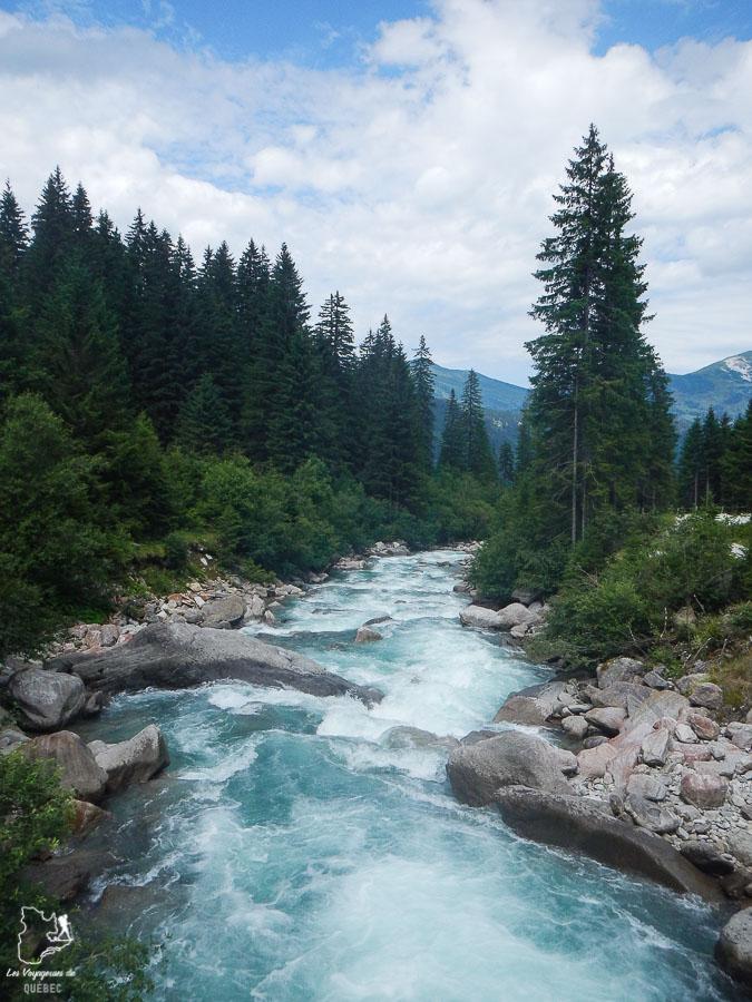 Les chutes Krimml dans les Alpes autrichiennes en été dans notre article Voyage dans les Alpes autrichiennes en été, ces belles montagnes d'Autriche #alpes #autriche #alpesautrichiennes #montagnes #voyage #europe