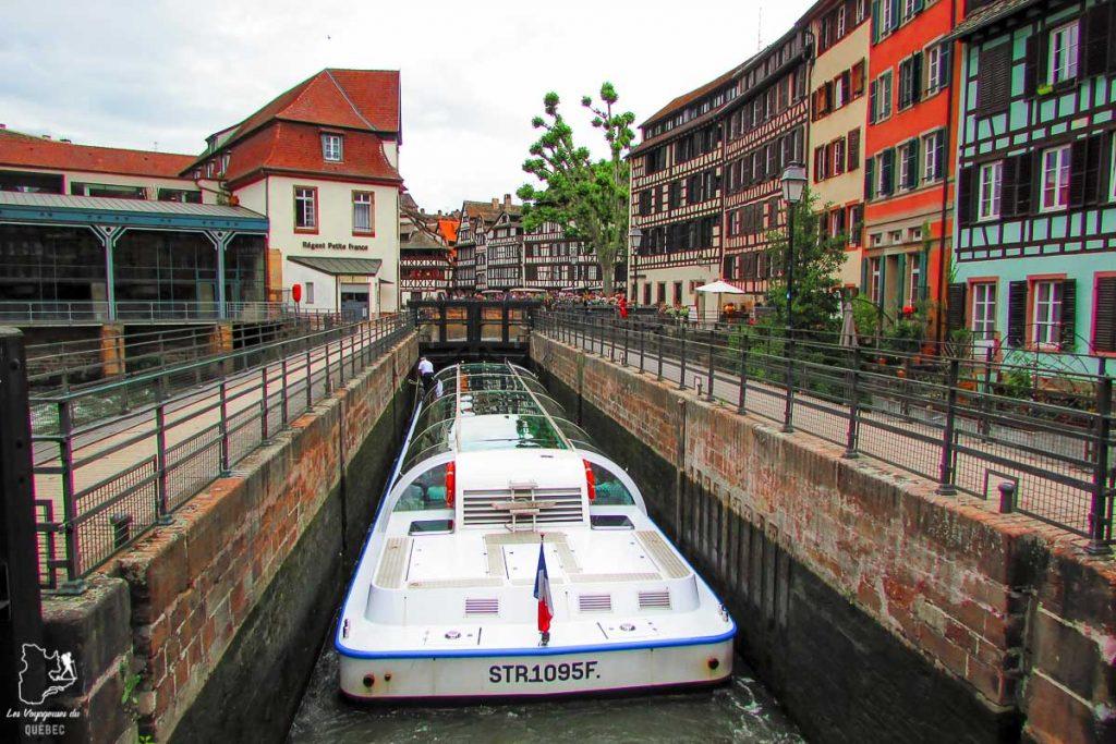 Visiter Strasbourg en Alsace et son quartier de La Petite France dans notre article Visiter Strasbourg en Alsace et ses environs en 6 itinéraires d'un jour #strasbourg #alsace #france #voyage