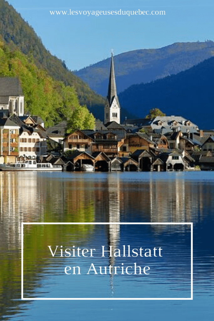 Visiter Hallstatt en Autriche