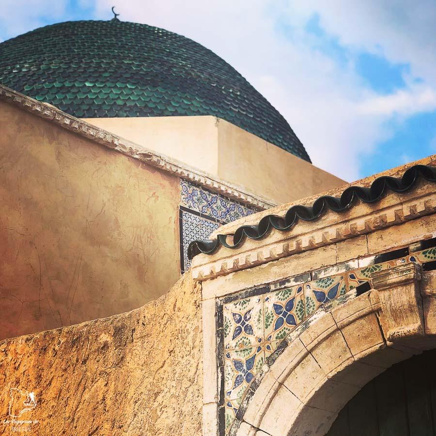 Mosquée en Tunisie dans notre article Visiter la Tunisie : Comment faire un voyage en Tunisie autrement #tunisie #afrique #voyage #hammamet
