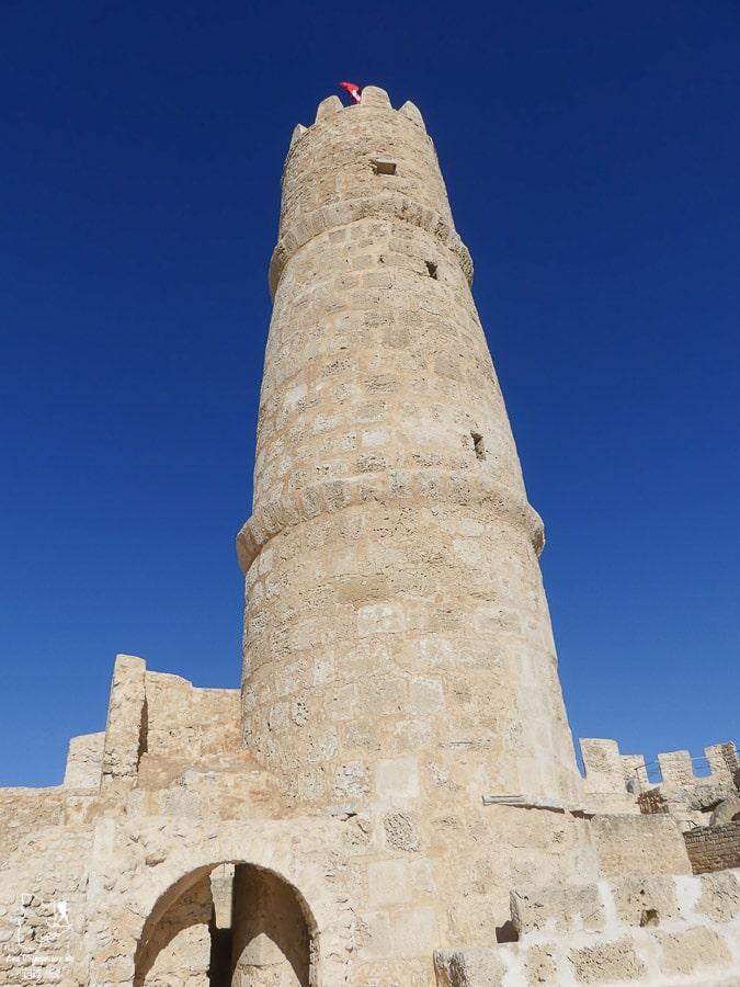 Le Ribat de Monastir en Turquie dans notre article Visiter la Tunisie : Comment faire un voyage en Tunisie autrement #tunisie #afrique #voyage #sousse