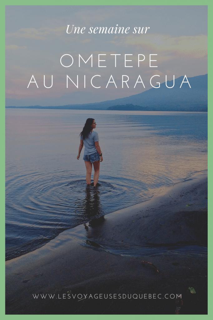 Une semaine sur l'île d'Ometepe au Nicaragua