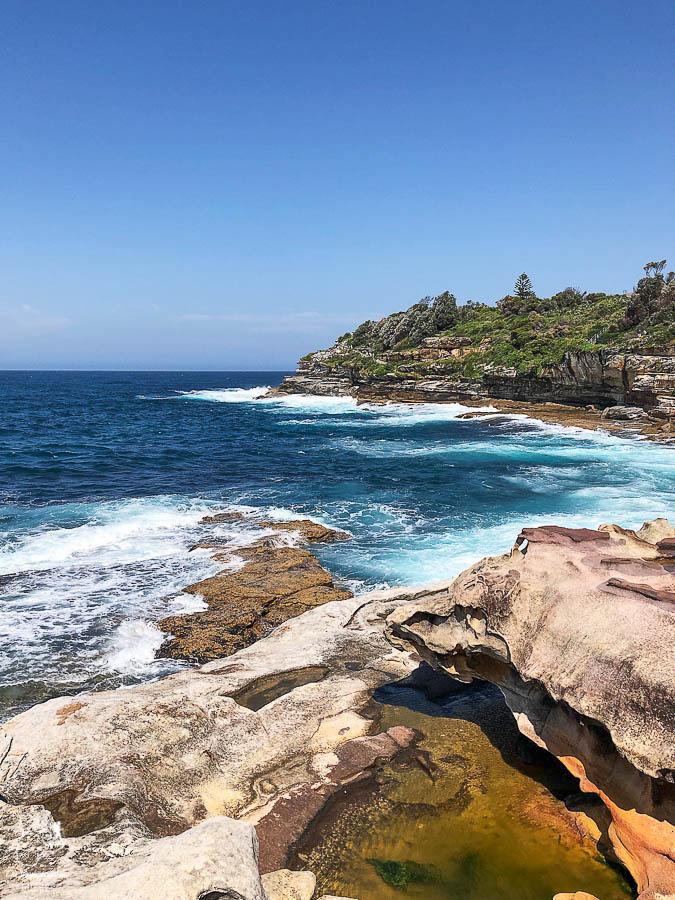Côte Est et plages près de Sydney dans l'article Visiter Sydney en Australie : Que faire à Sydney et dans les environs #sydney #australie #voyage #oceanie