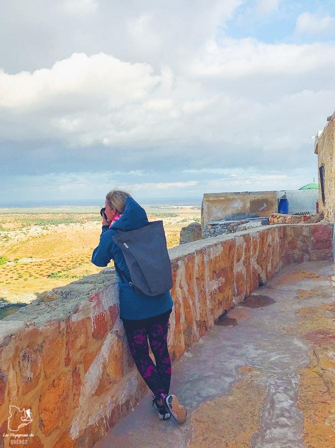 Visiter la Tunisie autrement au village de Takrouna dans notre article Visiter la Tunisie : Comment faire un voyage en Tunisie autrement #tunisie #afrique #voyage #hammamet