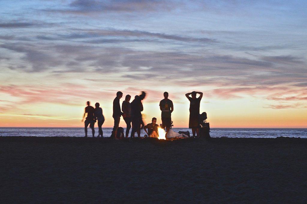 Relaxer en camping sauvage dans notre article Faire du camping sauvage: Trucs et astuces pour du camping sauvage de luxe réussi #camping #campingsauvage #quebec