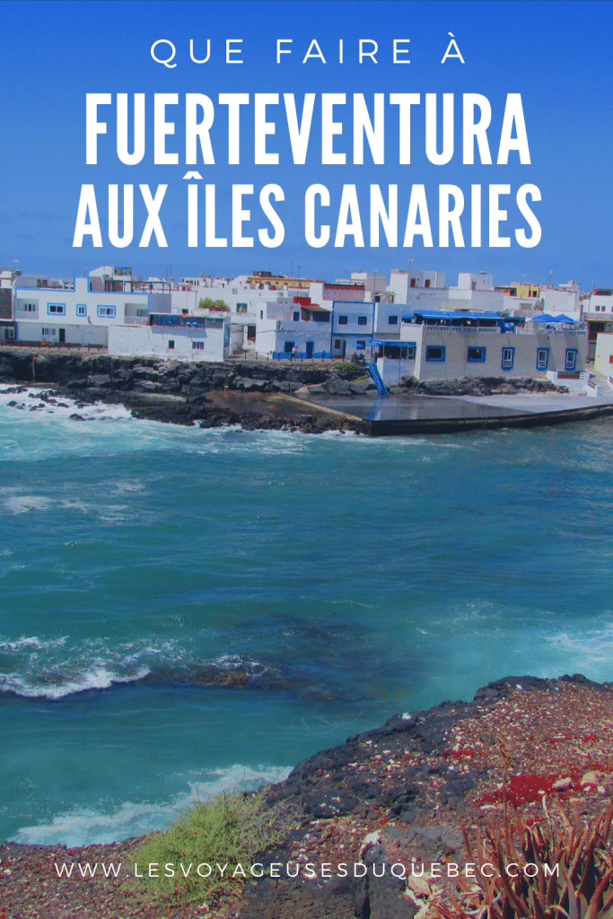 Visiter Fuerteventura en Espagne
