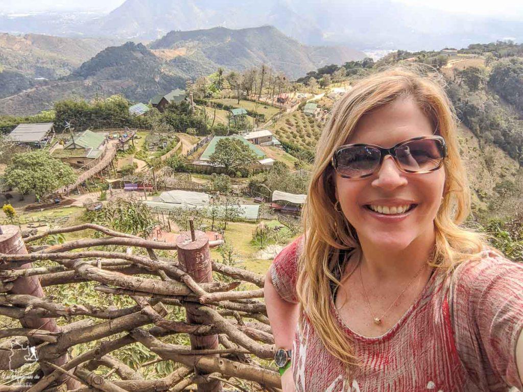 L'éco-village d'Hobbitenango au Guatemala dans notre article Mon voyage au Guatemala en 12 incontournables à visiter et à faire #guatemala #ameriquecentrale #voyage