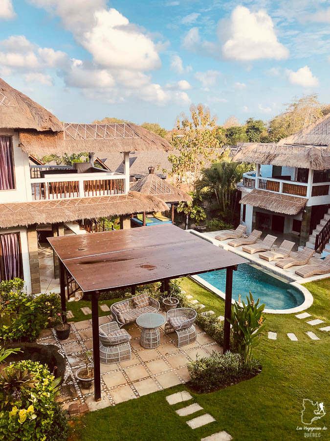 Guesthouse à Uluwatu à Bali dans notre article Voyage à Bali : 1 mois à visiter Bali en Indonésie entre découvertes et farniente #bali #indonesie #asie #voyage #ile