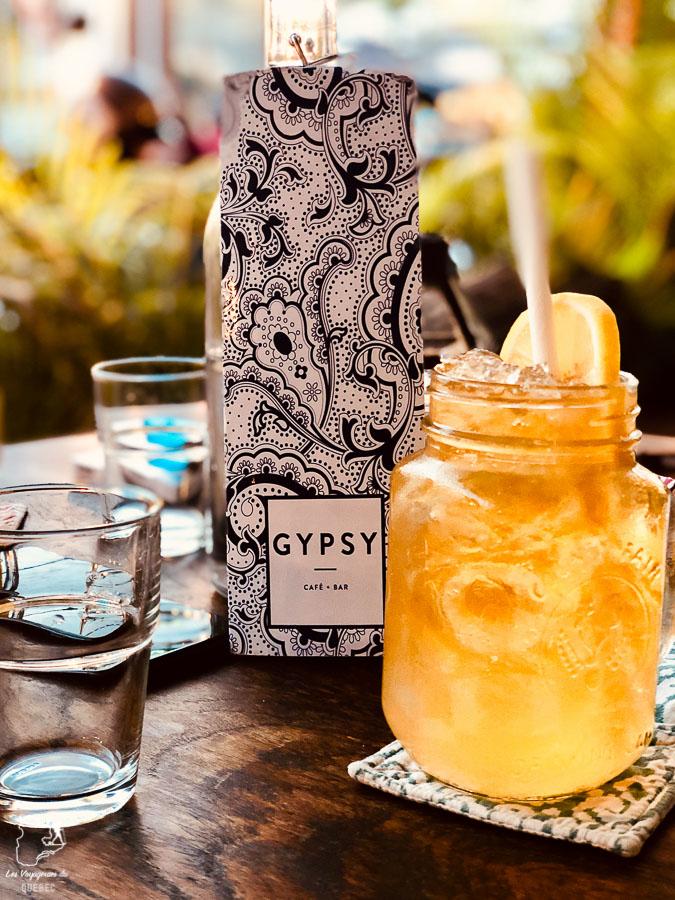 Gypsy Kitchen and Bar à Canggu à Bali dans notre article Voyage à Bali : 1 mois à visiter Bali en Indonésie entre découvertes et farniente #bali #indonesie #asie #voyage #ile