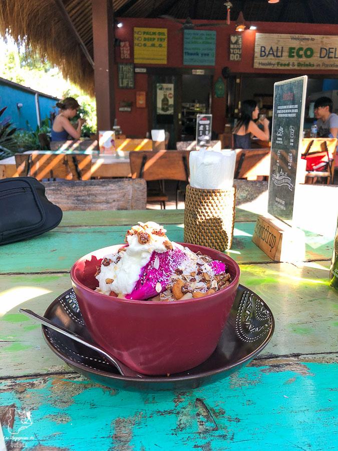 Où manger sur l'île de Bali en Indonésie dans notre article Voyage à Bali : 1 mois à visiter Bali en Indonésie entre découvertes et farniente #bali #indonesie #asie #voyage #ile