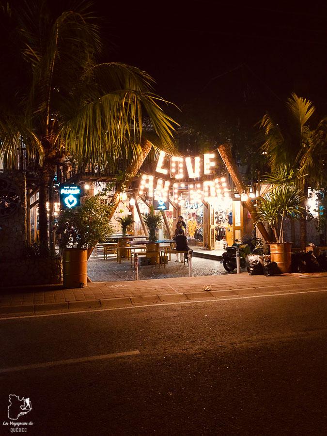 Le bazar Love Anchor à Canggu à Bali dans notre article Voyage à Bali : 1 mois à visiter Bali en Indonésie entre découvertes et farniente #bali #indonesie #asie #voyage #ile