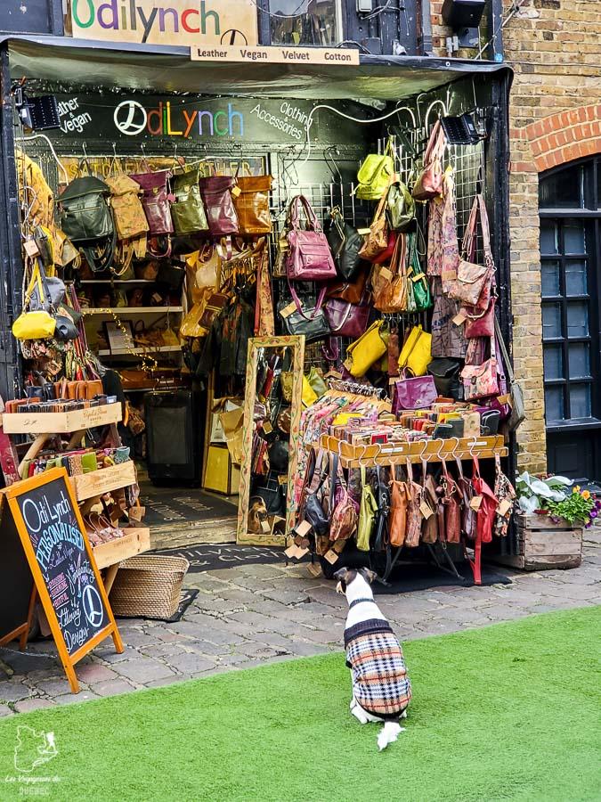 Camden market à Londres dans l'article Visiter Londres : que faire et que voir avec un petit budget #londres #pascher #angleterre #royaumeunis #voyage #europe