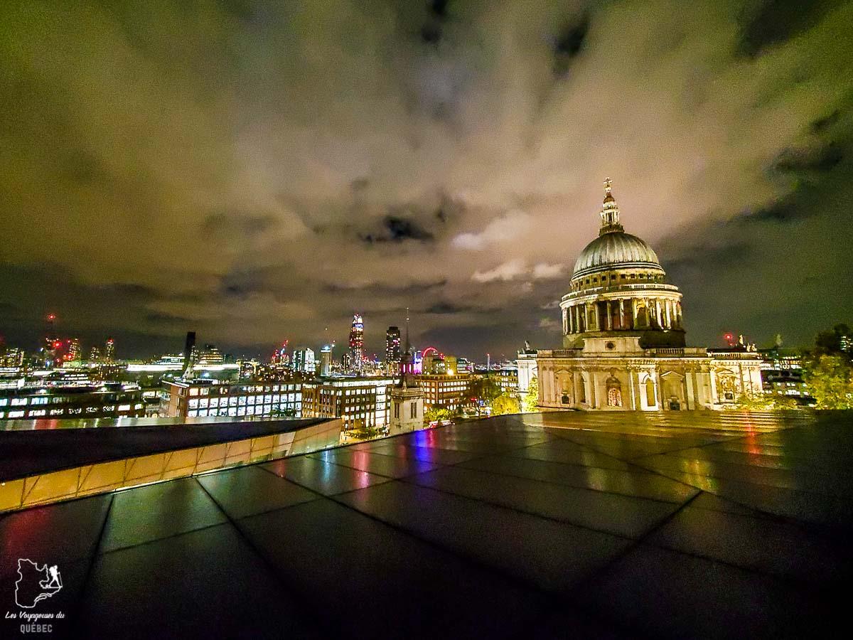 Cathédrale de Londres dans l'article Visiter Londres : que faire et que voir avec un petit budget #londres #pascher #angleterre #royaumeunis #voyage #europe