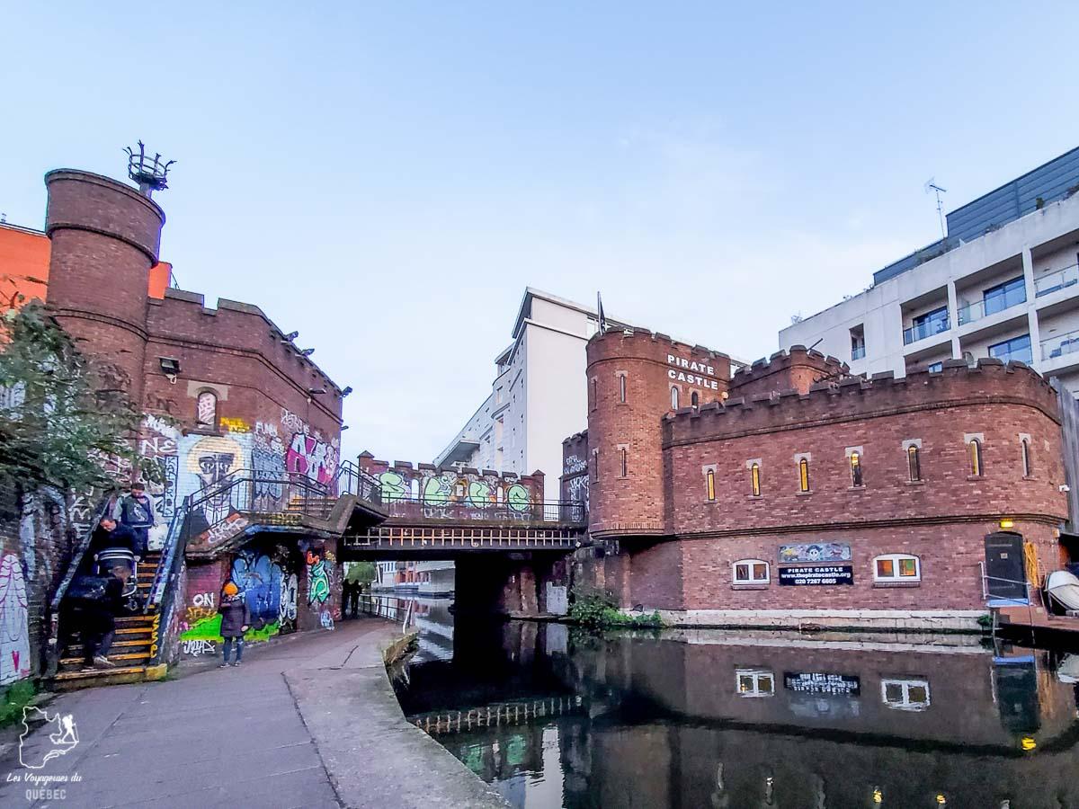 Regent's Canal de Londres dans l'article Visiter Londres : que faire et que voir avec un petit budget #londres #pascher #angleterre #royaumeunis #voyage #europe