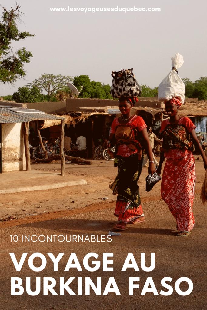 Voyage au Burkina Faso : Que faire en 10 incontournables
