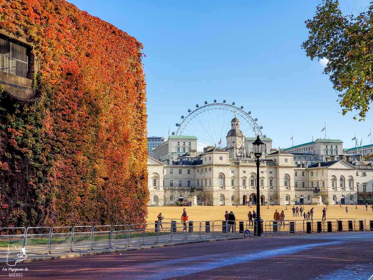 Visiter Londres à l'automne dans l'article Visiter Londres : que faire et que voir avec un petit budget #londres #pascher #angleterre #royaumeunis #voyage #europe