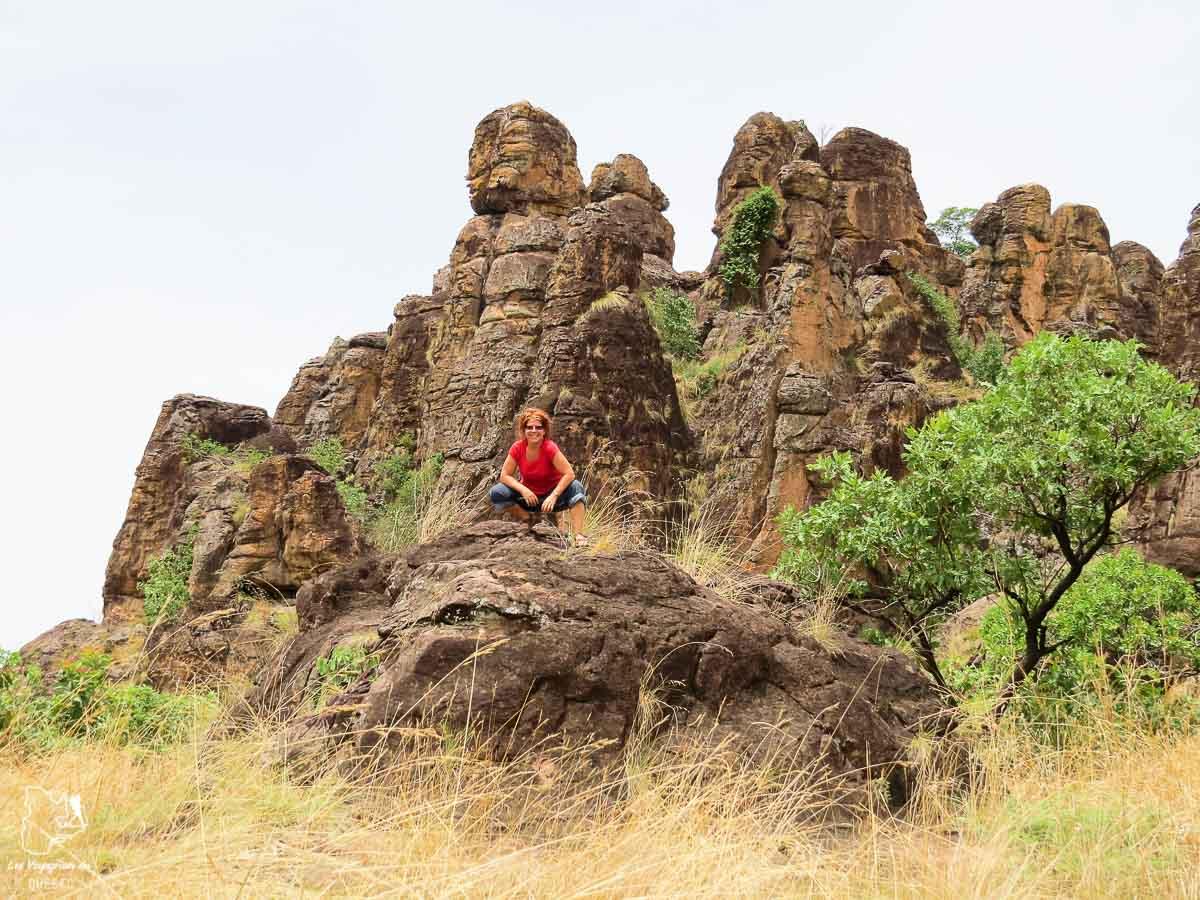 Les pics de Sindou, un coup de coeur de mon voyage au Burkina Faso dans notre article Mon voyage au Burkina Faso : Que faire et visiter en 10 incontournables #burkinafaso #afrique #voyage