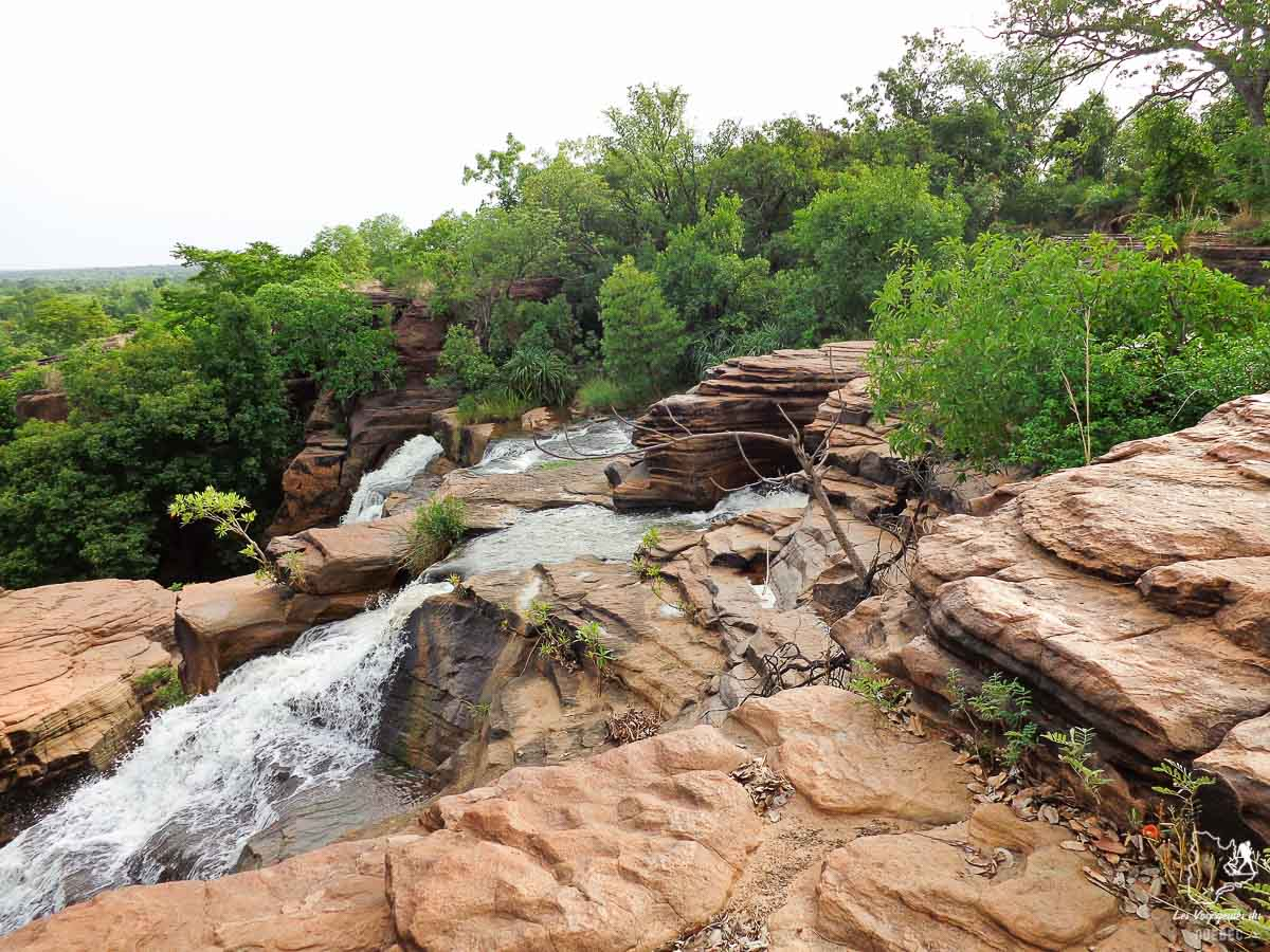 Les Cascades de Karfiguéla au Burkina Faso dans notre article Mon voyage au Burkina Faso : Que faire et visiter en 10 incontournables #burkinafaso #afrique #voyage