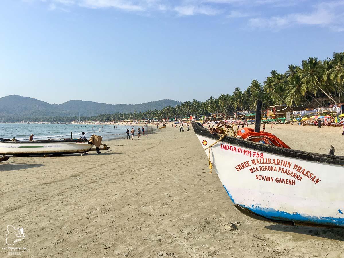 Goa, une station balnéaire du sud de l'Inde dans notre article Voyager seule en Inde en tant que femme : Conseils d'une voyageuse en solo #voyage #femme #femmeseule #voyagerensolo #inde #asie