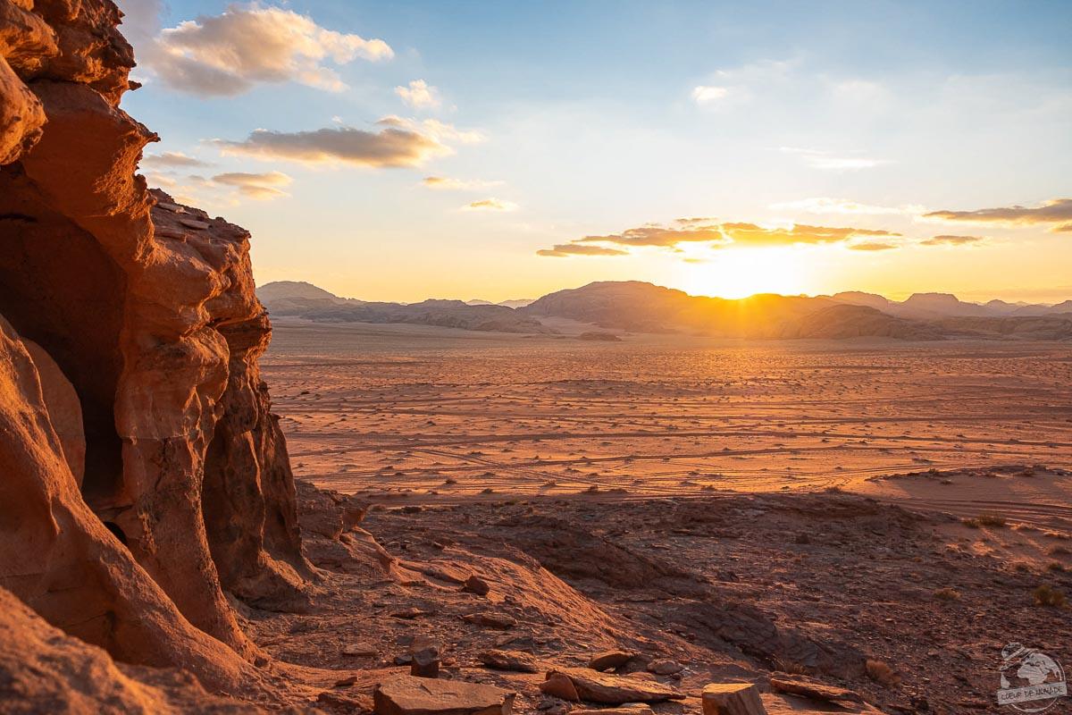 Expérience de workaway au Wadi Rum en Jordanie dans notre article Comment voyager gratuitement en offrant de son temps : mes expériences Wwoofing et Workaway #voyagergratuitement #workaway #wwoofing #voyage