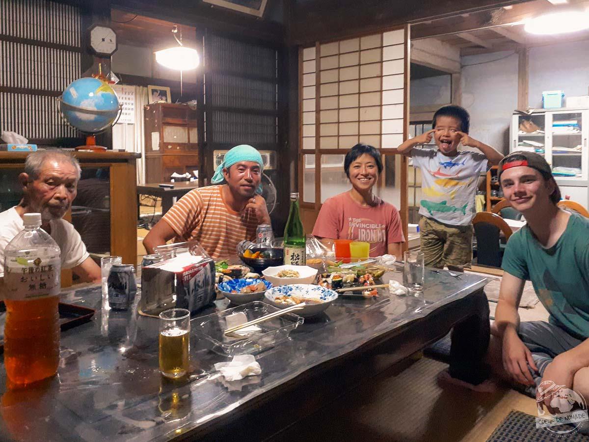 Expérience de wwoofing au Japon dans notre article Comment voyager gratuitement en offrant de son temps : mes expériences Wwoofing et Workaway #voyagergratuitement #workaway #wwoofing #voyage