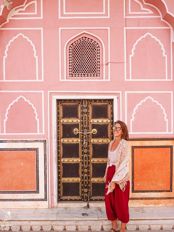 Jaipur en Inde dans notre article Voyager seule en Inde en tant que femme : Conseils d'une voyageuse en solo #voyage #femme #femmeseule #voyagerensolo #inde #asie