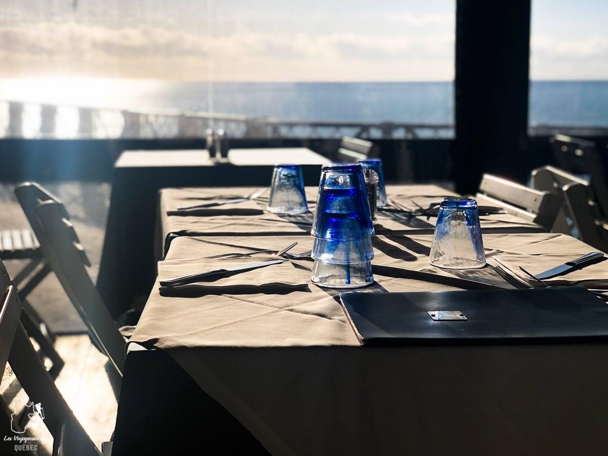 Marina Piccola Ristorante à Manarola en Italie dans notre article Visiter les Cinque Terre en Italie avec ses charmants villages colorés #cinqueterre #italie #ligurie #voyage #europe